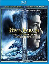 Percy Jackson: Sea of Monsters (Blu-ray, 2013)
