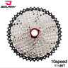 BOLANY 10 Speed 11-46T MTB Cassette Mountain Bike Freewheel Fit for SHIMANO SRAM