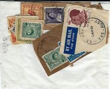 Una selezione di AUSTALIAN francobolli alcuni con Sant 'Elena TIMBRI