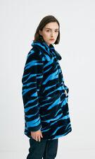 Safi super soft zebra teddy coat by Plumo Size M (UK12)