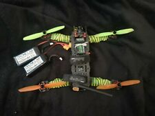 Two Fpv racing drones