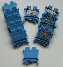 Angebot UK10BU blau Phoenix Contact Reihenklemmen UK 10 BU NEU Nullklemme