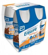 Ensure Nutrivigor Cioccolato 4 Bottiglie Da 220 Ml