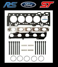 Ford Focus ST 2.5T Block Mod Kit (Gasket, Bolts, Manifolds, Shims, Spark Rings)