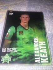 Melbourne Stars Single Cricket Trading Cards