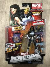 Marvel Legends Madame Masque Arnim Zola BAF Action Figure 2011