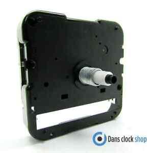 New Non Ticking Seiko SKP Quartz Movement Mechanism 15.4mm (NEF) Shaft Movement