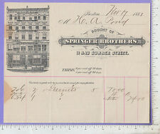 A017 Springer Brothers mantilla 1881 blhd Boston MA H. A. Pond East Berkshire VT