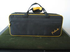 3 New Conn-Selmer Prelude trumpet cases, each with shoulder strap.