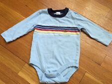 Baby Gap Multi-Colored Striped Long-sleeved T-shirt, size 3-6 months