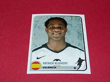 363 PATRICK KLUIVERT VALENCIA CF UEFA PANINI FOOTBALL CHAMPIONS LEAGUE 2005/2006