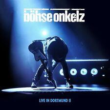 BÖHSE ONKELZ - LIVE IN DORTMUND II  2 CD NEU