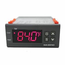 Digital Temperature Controller ITC-1000 110V Thermometer + Probe