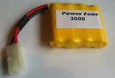 RC 4.8v 3000mAh Ni-Mh Batería Recargable AA Power Pack Freep & P