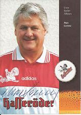 Autogramm Max Lorenz DFB Vize-WM 66 Wembley Werder Bremen Eintracht Braunschweig