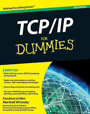 TCP/IP For Dummies by Marshall Wilensky, Candace Leiden (Paperback, 2009)