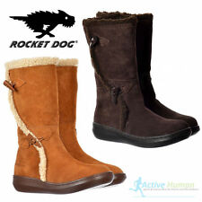 Rocket Dog Suede Pull On Boots for Women