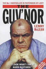 The Guv'nor, Lenny McLean, Peter Gerrard, New condition, Book