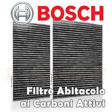 Filtro abitacolo per Seat Ibiza 6J 1.6 TDI dal 2009 Carboni attivi BOSCH nuovo
