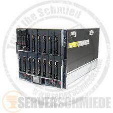 HP c7000 g2 enclosure 6xpsu 10xfan 2x oa 2x cbs3020/W 4x HP sb40c 4x bl460c g8