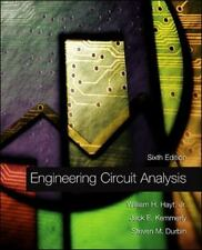 Engineering Circuit Analysis (Mcgraw-Hill Series in Electrical and Computer Engi