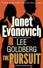 Fox & O'Hare The Pursuit 5 Lee Goldberg Janet Evanovich audiobook NEW Unabridged