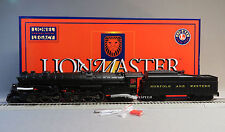 LIONEL N & W LIONMASTER CLASS A ENGINE & TENDER 1212 O GAUGE train 6-82208 NEW