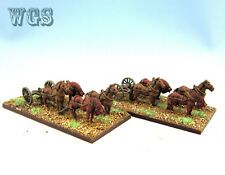 15mm SYW Seven Years War painted WGS Austrian horse limber AC4