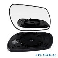 Spiegelglas für MAZDA 3 2004-2009 rechts sphärisch beifahrerseite