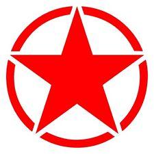 3x US ARMY STERN RETRO STICKER AUTO CAR XX AUFKLEBER RATTE ARMEE STAR OLDSCHOOL