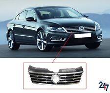 NEW VW VOLKSWAGEN PASSAT CC 2013 - 2015 FACELIFT FRONT BUMPER CENTER GRILL