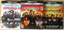Expendables Trilogy 4K UHD
