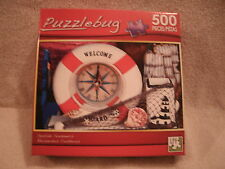 Puzzlebug Seaside Souvenirs 500 Piece Puzzle