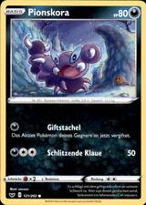 Pokemon - 121/202 Pionskora - Schwert & Schild 1 - Deutsch