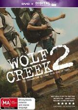 Wolf Creek 2  (DVD) region 4 (Aussie Horror)