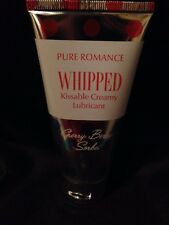 Pure Romance Whipped Cherry Berry Sorbet Kissable Lubricant