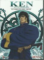 Ken Il Guerriero. Le Origini Del Mito (2019) 5 DVD