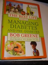 HFCB Managing Diabetes and Pre-Diabetes: The Best Life Guide To (2009 Hardcover)