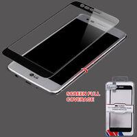 Full coverage Temper Glass Black LG V5 K20 PLUS K20 K10 2017 VS501 K20V Harmony