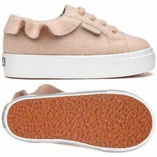 Superga Lady Shoes Woman 2790-FABRICSHIRTROPEW Leisure Wedge