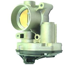 THROTTLE BODY 12 V FITS FORD FOCUS , C-MAX , MONDEO 4M5 G9F991 FA , 1537636