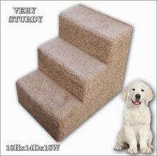 """Pet Steps for Dogs or Cats. 18"""" Tall x 14"""" Wide x 18""""Deep. Pet  Steps Indoor."""