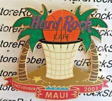 2001 HARD ROCK CAFE MAUI BASKETBALL TOURNAMENT & PALM TREES LE PIN