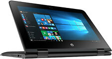 HP Stream x360 11-aa081ng schwarz / N3060 / 2GB / 32GB / Win 10 (1JM26EA)