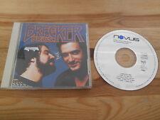 CD Jazz Brecker Bros. - Don 't stop the music (7 chanson) BMG Novus rec/Japon