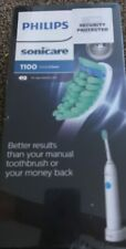 BRAND NEW SEALED SONICARE 1100 RECHARGEABLE WATERPROOF ELECTRIC TOOTHBRUSH
