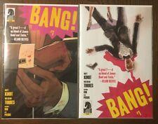 Bang #1 Cover A & B | Matt Kindt | Near Mint+ | Dark Horse Comics 2020