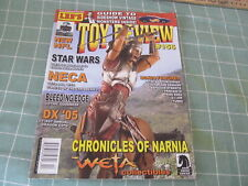 Lee's Toy Review magazine #156 COMPLETE Chronicles of Narnia