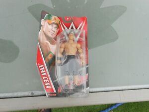 JOHN CENA WWE Wrestler Series RAW Action Figure. --NEW
