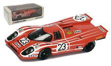 SPARK 43lm70 PORSCHE 917K # 23 Winner Le Mans 1970-ATTWOOD / HERRMANN scala 1/43